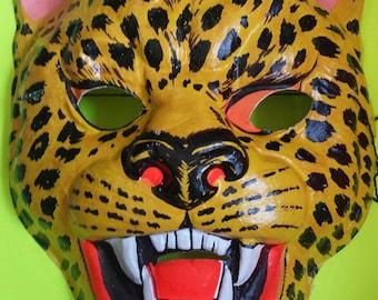 Vintage Leopard Costume