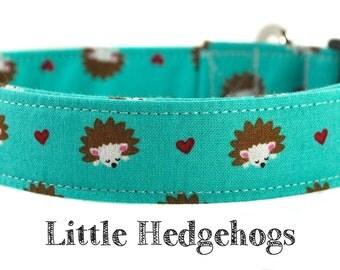 The Little Hedgehogs - Dog Collar