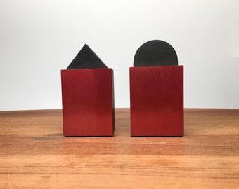 David Tisdale 'Elika' Salt & Pepper Shakers - anodized aluminum