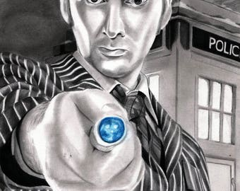 Dr Who, Art, You Choose