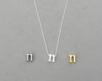 Initial n Necklaces