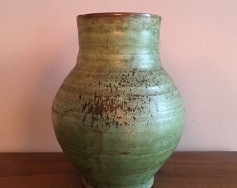 ar cole pottery southern north carolina vase
