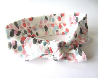 Organic Cotton Knit Headband// READY TO SHIP