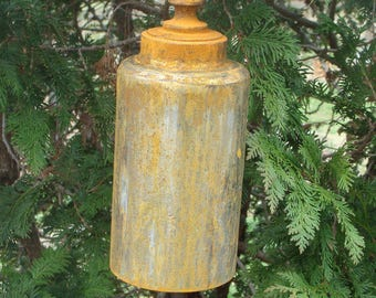 Handcrafted Ornamental Functional Small Garden Bell/Gong