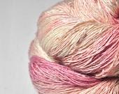 Mäusespeck OOAK - Tussah Silk Fingering Yarn