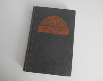 The Household Searchlight Recipe Book - 1935 Household Magazine Cookbook - Antique Cookbook