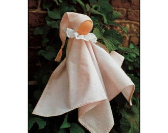 SIMPLE CLOTH DOLL Kit - this is a kit not the finished doll