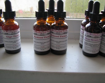 Sleepy Serenity Level II Tincture - 1 oz bottle