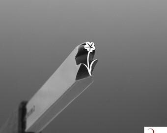 Metal Stamping Chasing Repousse Tool RCS 1668 A Dandy Cat E11