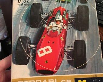 Monogram Ferrari GP 1/32 Slot Car Model