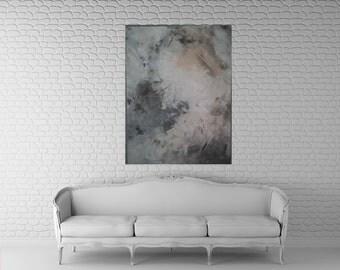 "Painting large abstract art, 40x 30"", Original Abstract Art, Kris Gould, Modern Art, acrylic,  Contemporary Art, Home Decor"