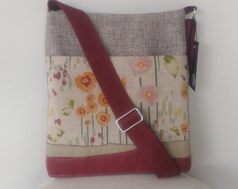Tote: Poppies