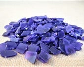 Acrylic Mosaic Pieces for Stepping Stones or Mosaic / DeStash Craft Supply / Purple Acrylic Mosaic Pieces