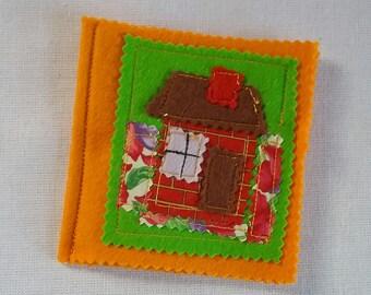 Handmade Felt Needlecase