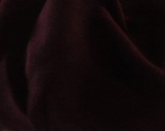 Plum Polyester Fabric 4 yards item 126