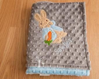 Peter rabbit blanket   Etsy : peter rabbit baby quilt - Adamdwight.com