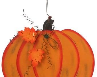 15% OFF Pumpkin Decor HAR66228, Fall Decor, Halloween Decor, Wreath Decor