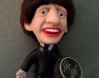 Beatles Ringo Doll