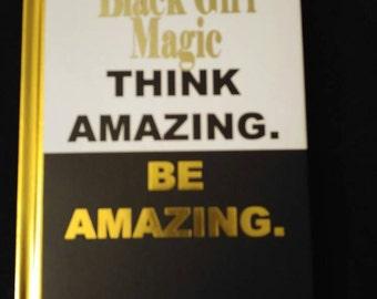 Black Girl Magic Journal/Notepad