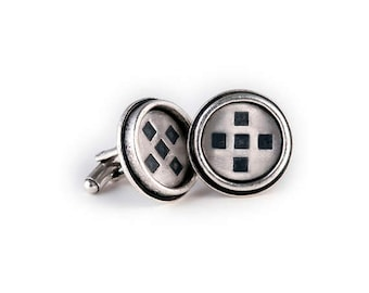 Mens Cufflinks | Gift for Groom | For Men With Style