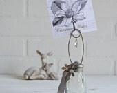 Memo Holder, Photo Holder, Inspiration Holder, Note Holder, Inspirational, Business Card Holder, Gifts For Mom, Gifts For Her, Salt Shaker
