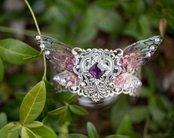Sugar Plum fairy Cuff