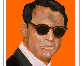 Cary Grant-Pop Art Print