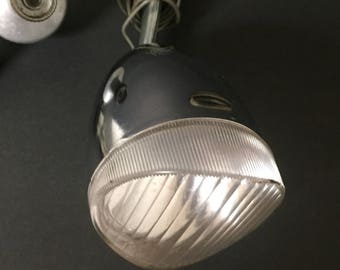 Antique Bicycle Headlight with Generator Made in Germany