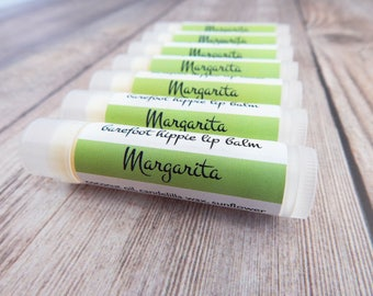 Cocktail Lip Balm - margarita - cinco de mayo - margarita lip balm - drink flavored - handmade lip balm - gift for vegetarian - teacher gift