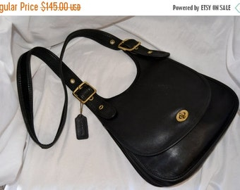 ON SALE Coach~Coach Bag~ Bonnie Cashin Bag~Coach Saddle Bag~ Excellent Condition