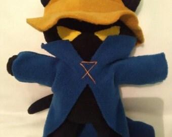 FF month Black mage tabitha mascot