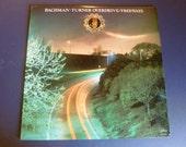 Bachman Turner Overdrive / Freeways Vinyl Record SRM-1 3700 Mercury Records 1977
