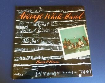 Average White Band Person To Person Vinyl Record LP SD 2-1002 Double Album Atlantic Records 1976