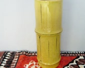 Vintage Tiki Mug Ceramic Bamboo PMP Design Paul Marshall Made In Japan