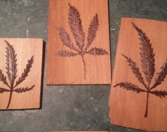 Portrait of MaryJane Canibus , aka a pot leaf , a small portrait 3 to choose from
