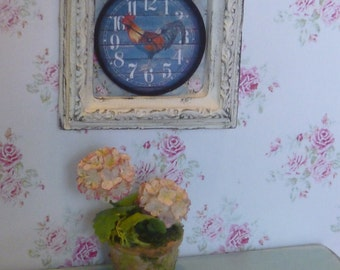 Dollhouse Miniature Clock