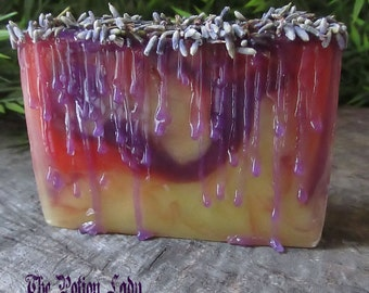 Gemini Soap - Zodiac, Planetary, Pagan, Wiccan, Witchcraft Supplies
