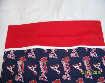 Atlanta Braves Pillow case