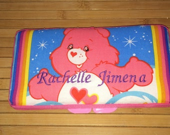 Care Bears  Baby Boy Girl Wipe Case