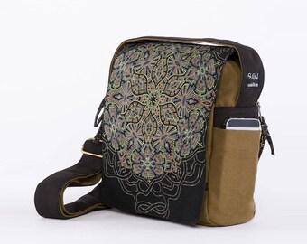 Small Shoulder Bag For Men And Women, Small CrossBody Bag, Canvas Shoulder Bag, Side Bag, Cross Body, Small Travel Bag