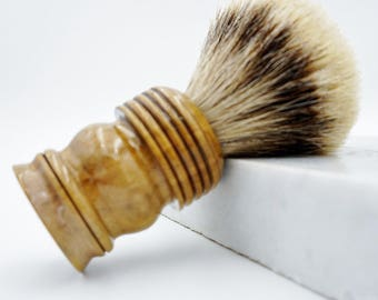 Shaving Shave Shaved with your new Brush