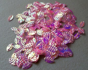 "Pink ""Wheat"" style Sequins-300 PCS"