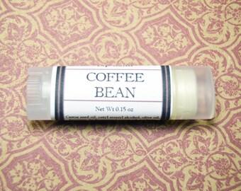 Coffee Bean Lip Balm - Flavored Oval Lip Balm