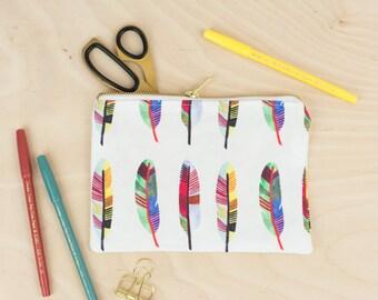 Macaw Zip Bag