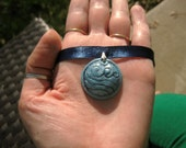 Katara's Necklace, avatar the Last Airbender necklace, watertribe necklace (Ribbon Version)
