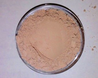 Organic FACIAL GLOW Highlighting powder for the face. For fair to Light skintones. Vegan All Natural Organic