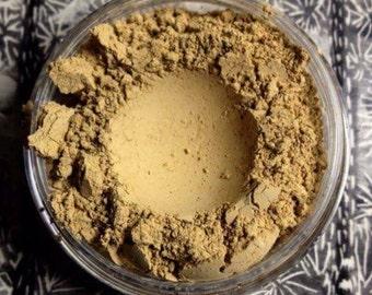 MEDIUM DARK Foundation Mineral Foundation Beauty Cosmetics Vegan Gluten Free