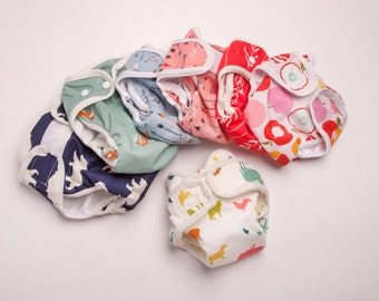 Organic Diaper Covers