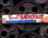 Recycled / Upcycled Vintage Band-Aid Tin Bracelet