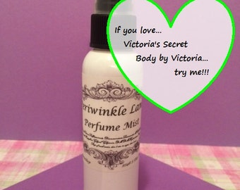 Victoria's Secret Body by Victoria type perfume mist